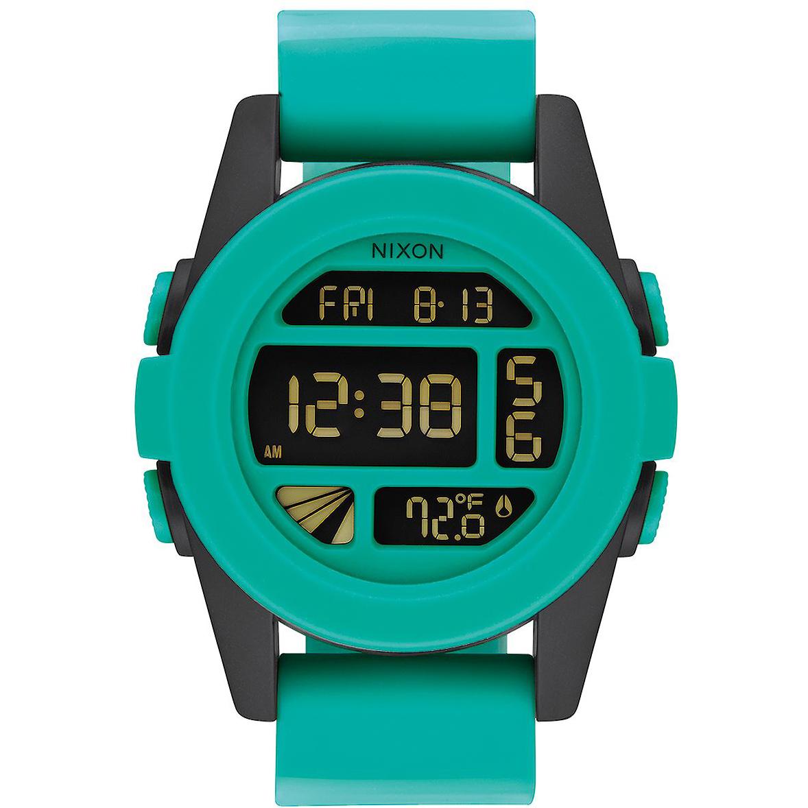 Картинка электронные часы для детей, надписью удачного
